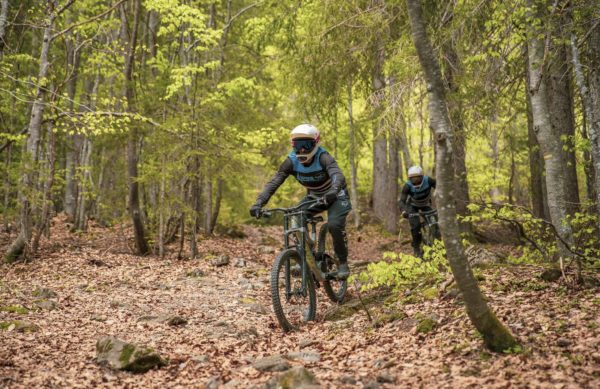 Initiation VTT de DH